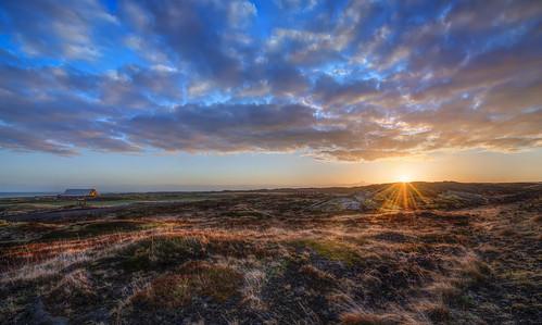 sea grass clouds sunrise landscape lava iceland desert sunrays hdr highdynamicrange cloudscape lavadesert southernpeninsula