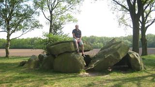 Borger - Hunebed - dolmen