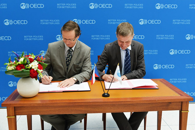 Accession of the Czech Republic to the DAC