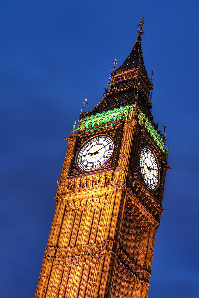 Image: Image: After 9pm on a Rainy London Night