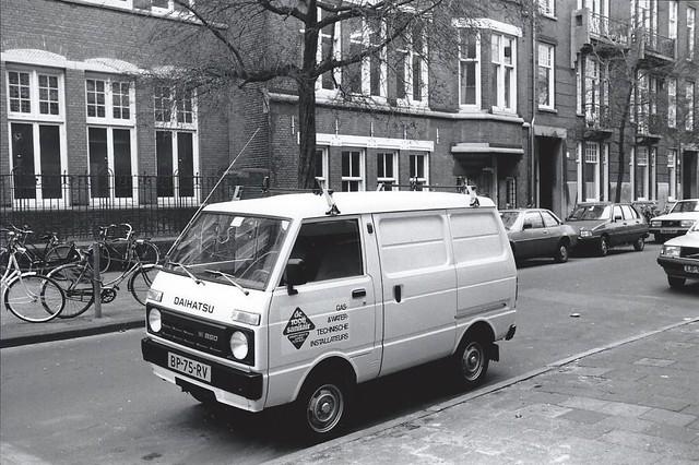 Daihatsu 850 1985
