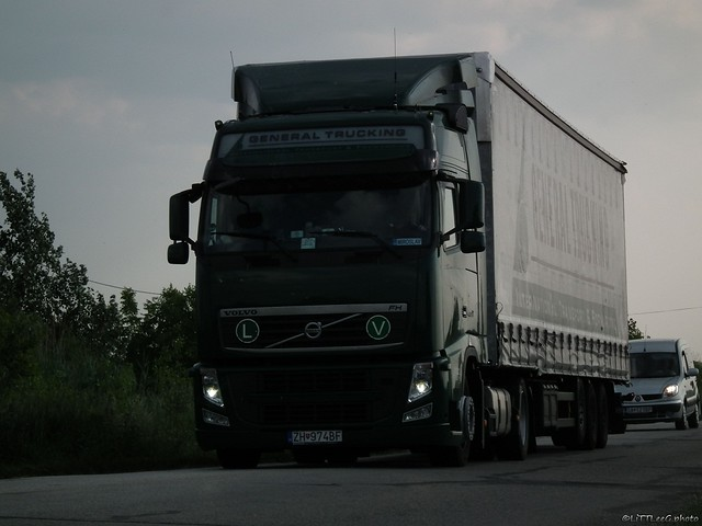 Volvo FH13 460 General Trucking (SK)