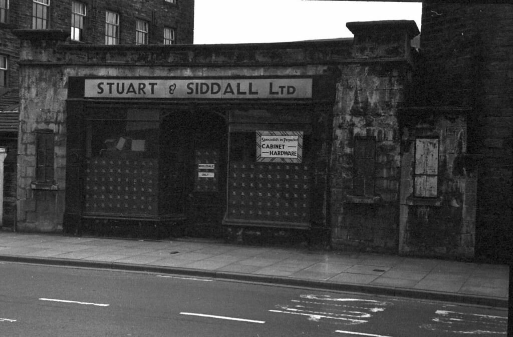 Stuart & Siddal Joiners, Sowerby Bridge