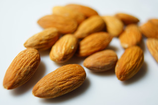 almonds | by slackware