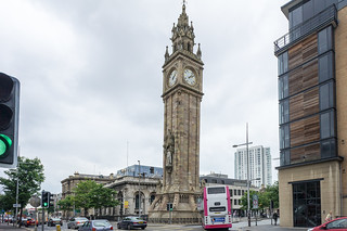 ALBERT MEMORIAL CLOCK IN BELFAST -102908 | by infomatique