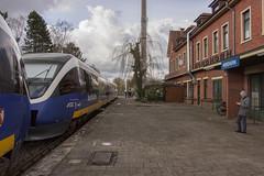 Eenzame reiziger Nordhorn