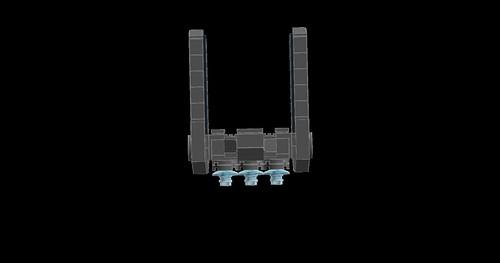Skeleton Class Frigate 3 | by Grass4hopper