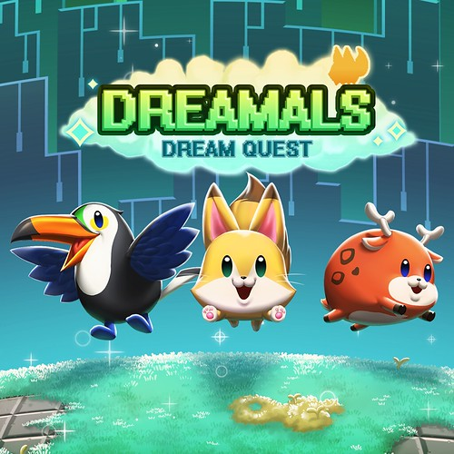 Dreamals | by PlayStation Europe