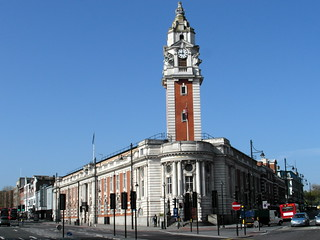 Lambeth Town Hall | by Reading Tom