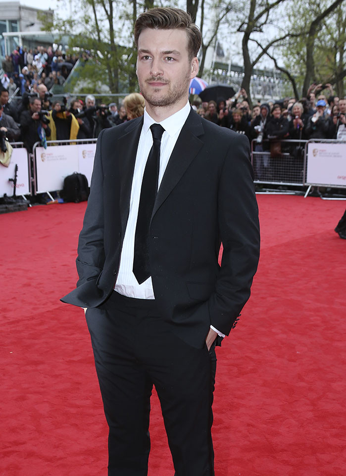 Matt Stokoe Matt Stokoe Arrives On The Red Carpet At The