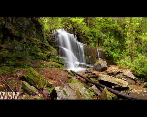 longexposure usa nature water ga georgia landscape waterfall panoramic falls northgeorgia rabunlake badbranchfalls