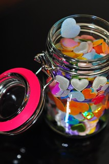 Day 212 - Collecting a jar of hearts