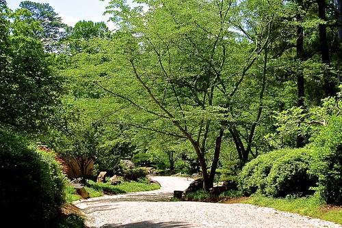 landscape nice birmingham alabama northamerica botanicalgardens