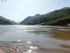 Kurz vor Pangbeng -Laos