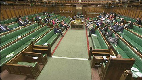 Parliamentary debate on the future of Arts, Creative & Cultural Industries | by Iron Man Records