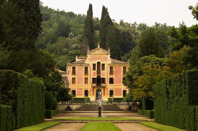 Villa Barbarigo cosa vedere nei colli euganei padova