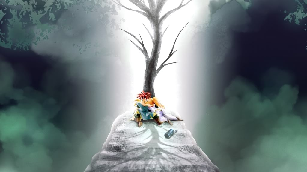 Chrono Trigger Wallpaper Annabelle Lehoux Flickr