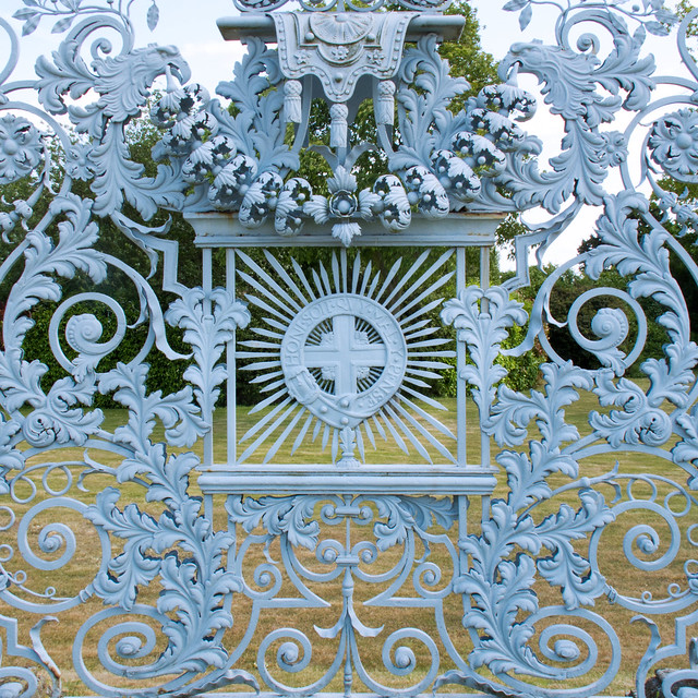 Hampton Court Gate UK