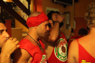 The Famous Rimini Pub & Disco Crawl of 5 August 2013 by Sunflower #Backpackers #Hostels & Bar, #Rimini #Beach, #Italy. Tag your friends... http://www.sunflowerhostel.com