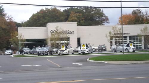 Otto Cadillac - Colonie, NY   The Otto Cadillac dealership ...
