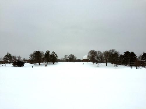 Foss Hill Winter 2015