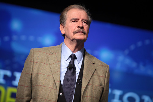 Vicente Fox | by Gage Skidmore