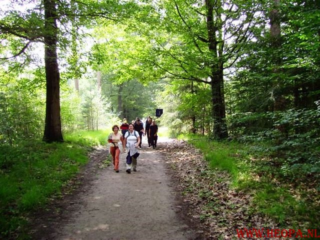 2e dag  Amersfoort 42 km 23-06-2007 (54)