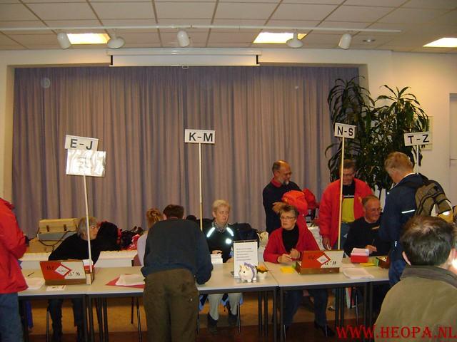 Baarn 40 Km    22-11-2008 (4)