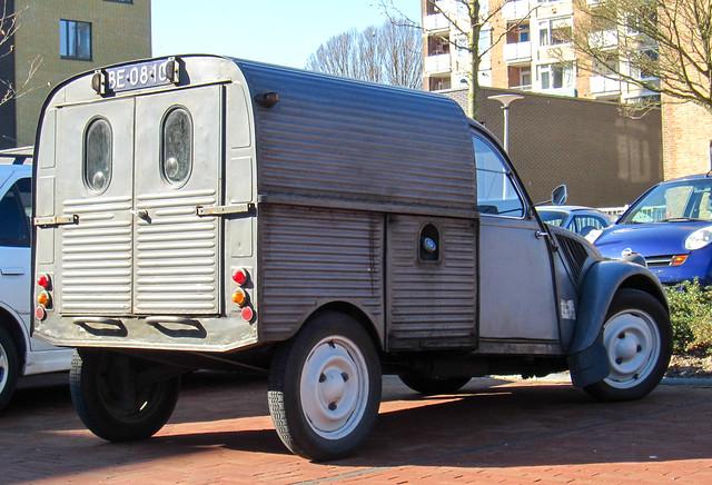 1960 Citroën AZU