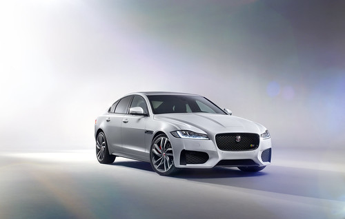 All-New Jaguar XF Revealed in Dramatic 'High-Wire' Journey | by jaguarmena