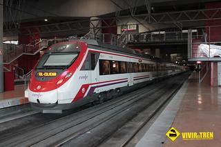 Tren Civia Cercanías Atocha | by vivireltren
