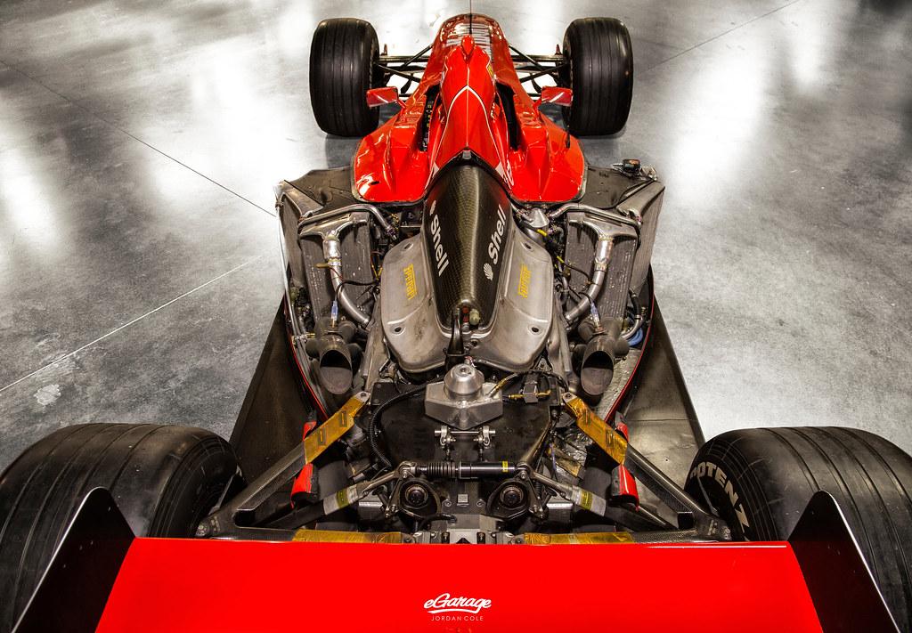 Ferrari F1 2000 This Ferrari F1 2000 Was An Integral Part Flickr
