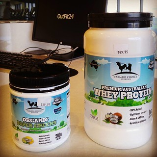 Farmers Choice Australian Made for those with alergies. All natural. Get your dose at OutFit24.  #supplements #gym #farmerschoice #quality #australian #cranbourne #outfit24 #save #sale #amazing | by OutFit24