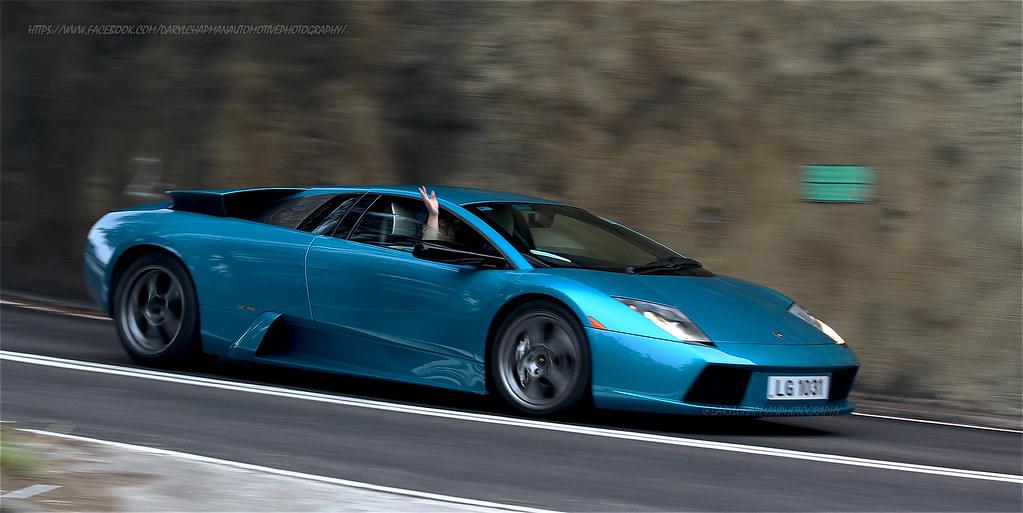 Lamborghini Murcielago 40th Anniversary Edition Shek Flickr