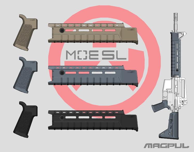 ... Magpul© MOE SL AR 15 Furniture | By El_Mattia QSI, MHC U0026 VRWu0027s