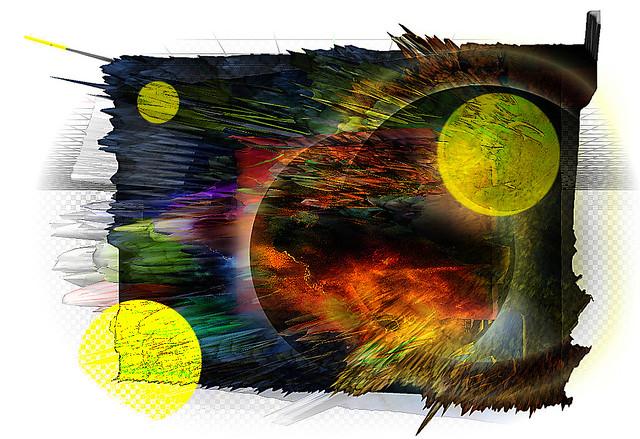 Exoplanets (Three Suns)