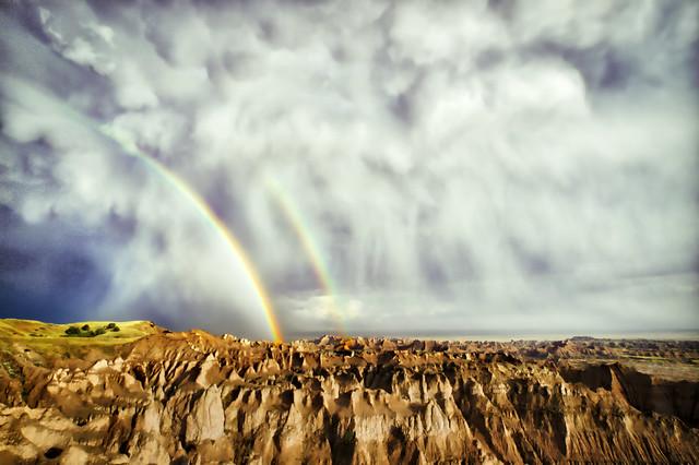 Badlands Storm 062_HDR