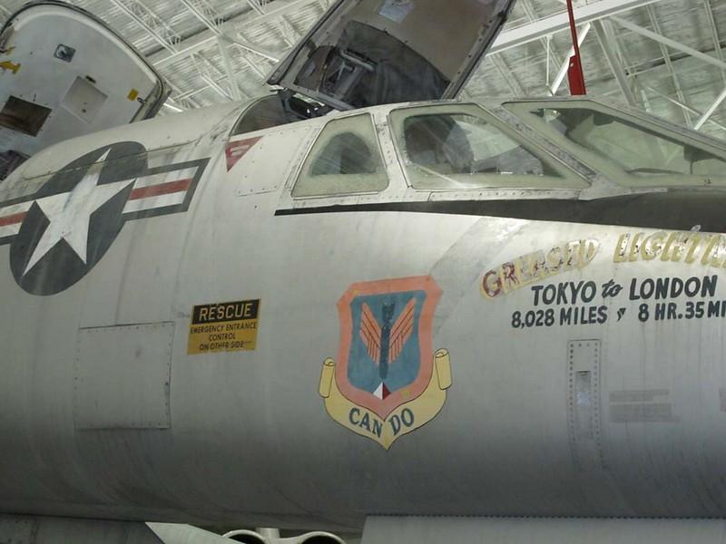 Convair B-58 BIS Hustler 9