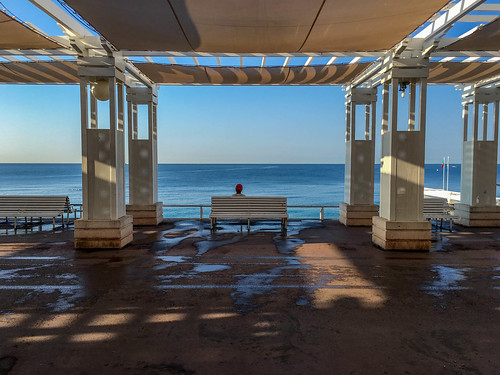 france bench nice cotedazur view mediterraneansea promenadedesanglais 366