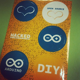 Arduino Stickers | by tuuux