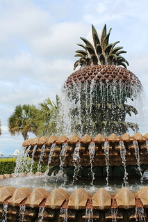 Charleston - Waterfront Park: Pineapple Fountain | by wallyg