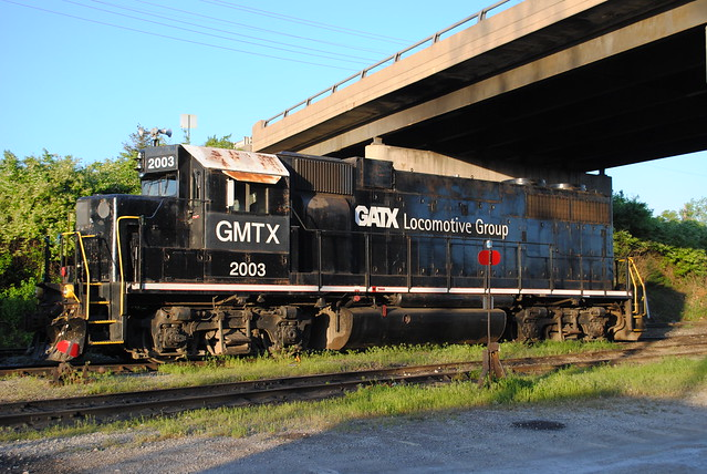 GMTX 2003 at the CMR Yard in Maryland Heights Missouri.