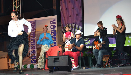 Grupo Flamenco de Buena Rama VI Feria Abril 2013 Las Palmas de Gran Canaria  464