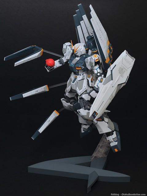 MG Nu Gundam ver Ka - Fin2 1
