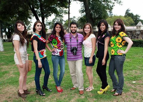 Sesion Huipiles - Grupo Flickers Poblanos - Huejotzingo - Puebla - México