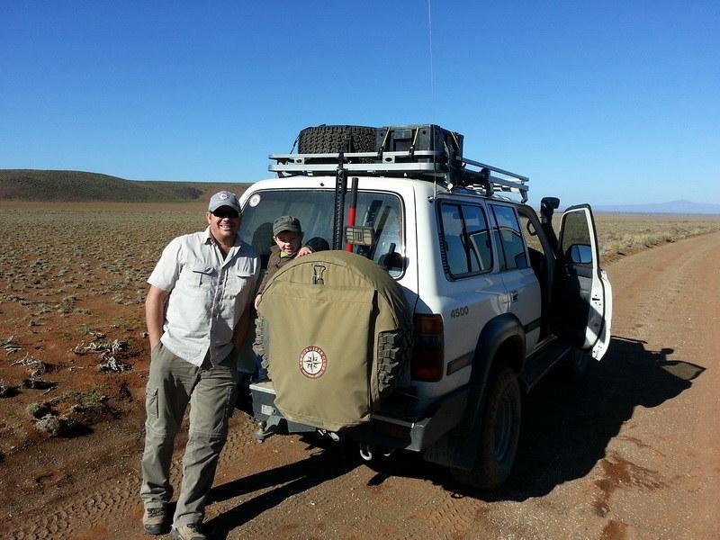 Tankwa Karoo se vlaktes