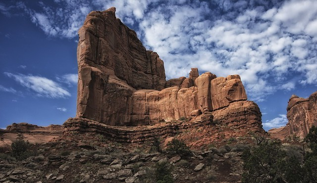 Arches National Park, Utah, 2013.