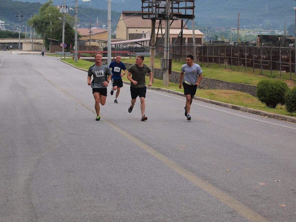 Camp Stanley Labor Day 5 and 10K | Camp Stanley's hills ...