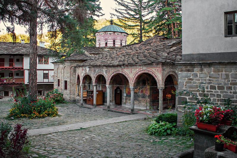 Троянски манастир / Troyan Monastery