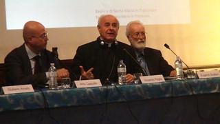 Colloquio con Eugenio Scalfari, Giuliano Amato, Aldo Cazzullo e Bruno Forte | by monspaglia